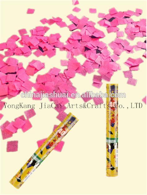 Popper Confetti 30 Cm 30cm popper with color paper marshmallow shooter