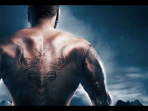 tattoo on ajay devgan neck shivaay shooting starting november 7 desimartini