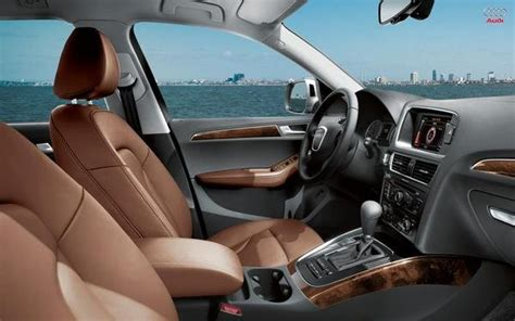 Audi Q5 Sport Interior Package by 2009 Audi Q5 Car Review Top Speed