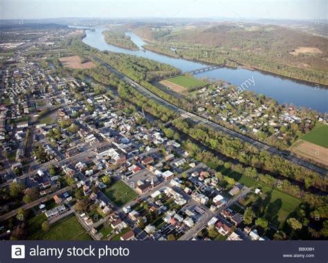 Ceilings Grove Pa by Aerial View Of Selinsgrove Pennsylvania Snyder County