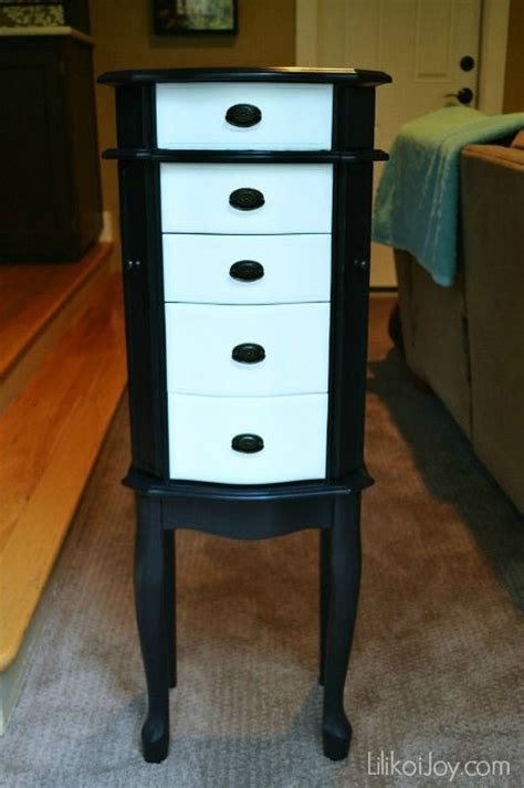 jewelry armoire makeover armoire makeover jewelry armoire and armoires on pinterest