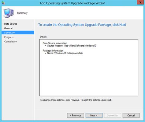 windows 10 adk tutorial performing windows 10 in place upgrades with configmgr tp3