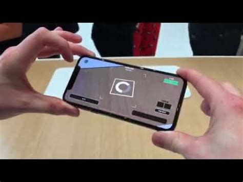 x mod game for iphone iphone x ar game hands on etnews 3c youtube