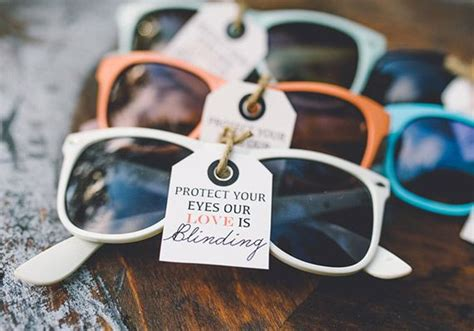 Wedding Favors Sunglasses by Sunglasses Wedding Favours Ideas