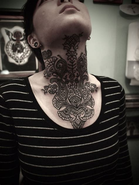 tattoo design for neck 301 moved permanently