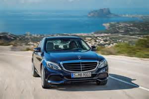 2015 mercedes c class brings serious style to segment