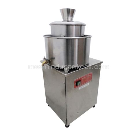 mixer bakso listrik mesin industri kecil