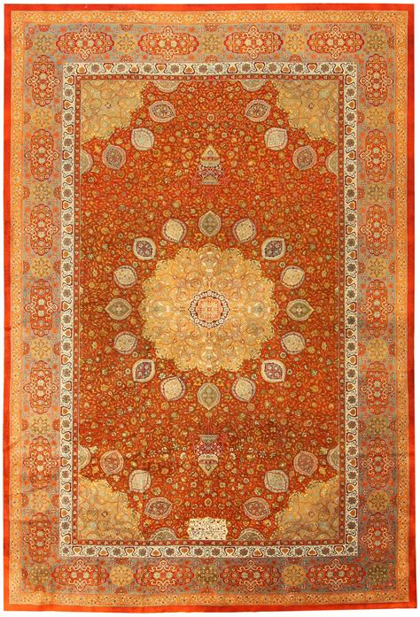 Indian Rug by Antique Indian Amritsar Carpet 42157 By Nazmiyal