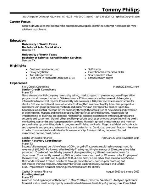 philips sales resume 1