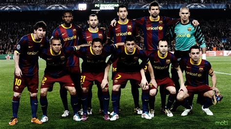 wallpaper barcelona squad barcelona football team wallpaper wallpapers players