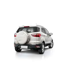 Car Cover For Ecosport Car Trendz Ford Ecosport Spare Wheel Cover White Buy Car