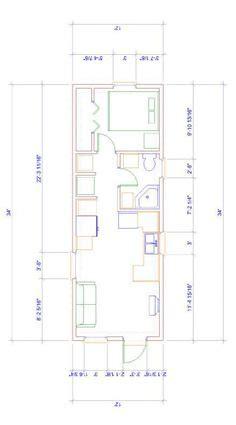 barn cabin floorplan small house floor plans