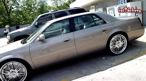 Cadillac On 22s by Cadillac On 22 Quot Dub Floaters Hometeam Hd