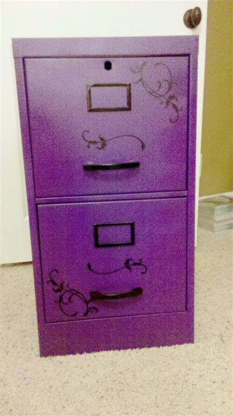 Purple Filing Cabinet Purple Filing Cabinet All Things Purple