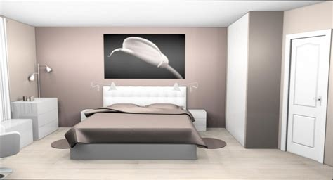 Decoration Chambre Parents by Chambre Deco Deco Chambre Parents Moderne