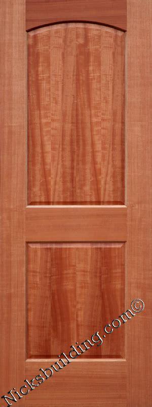 mahogany interior doors 2 panel mahogany interior doors