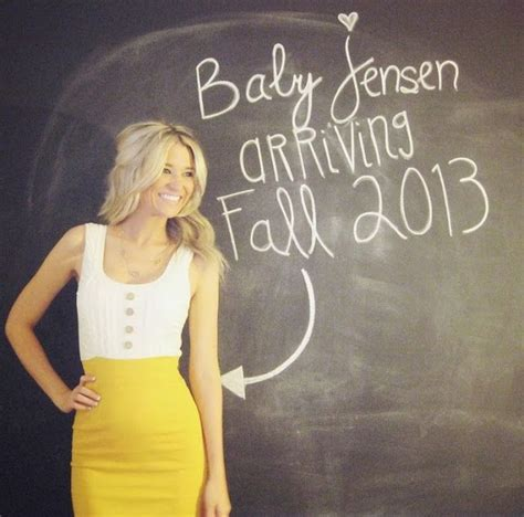 really pretty school teacher simple and cute pregnancy announcement would be really