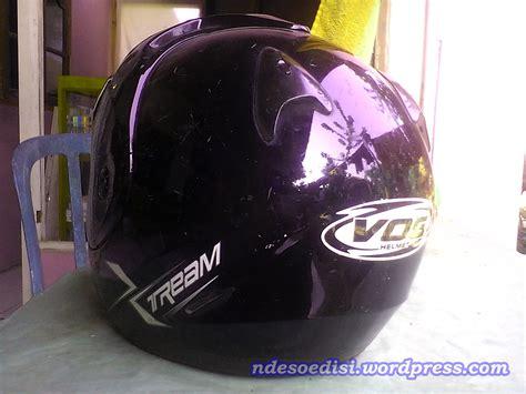 Busa Pipi Helm Vog helm hadiah motor antara tidak dibutuhkan dan konsistensi kanye safety ndesoedisi