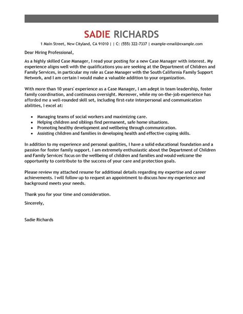 dynamic cover letter sles guamreview cover letter sle