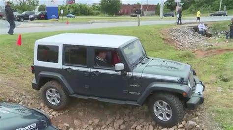 Stetler Jeep Jeep Event Raises Money To Help War Veterans Jk Forum
