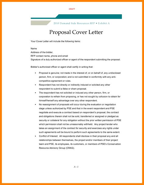 6 sle proposal cover letter teller resume