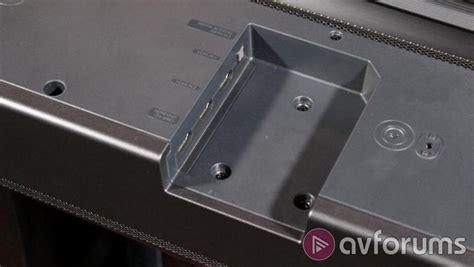 Samsung Hw N950 Samsung Hw N950 Soundbar Review Avforums