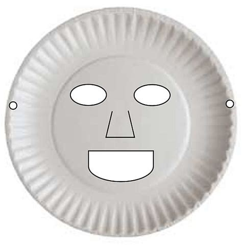Mask With Paper Plates - best 25 paper plate masks ideas on paper