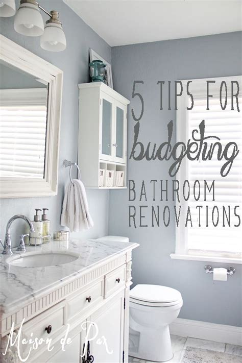 cheap bathroom renovations 25 best ideas about budget bathroom remodel on pinterest