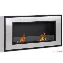 moda lugo wall mounted ethanol fireplace