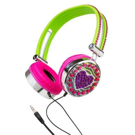 Decorated Earbuds by Decorate Your Headphones Craft Kit Educational