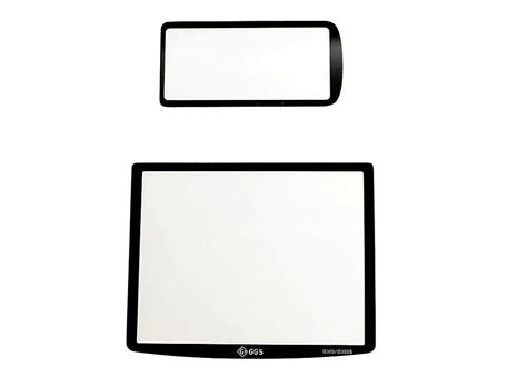Sale Ggs Lll Lcd Screen Protector Nikon D300 Termurah nikon ggs glass lcd screen protector d300 d00113 buy at lowest prices