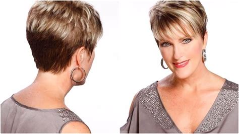 short haircuts for women over 60 round face with a triple chin over 50 short hairstyles round faces best short hair styles