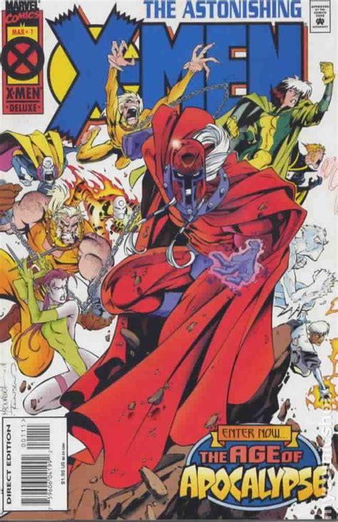 Rogue 1995 1st Series Autographed astonishing 1995 1st series comic books