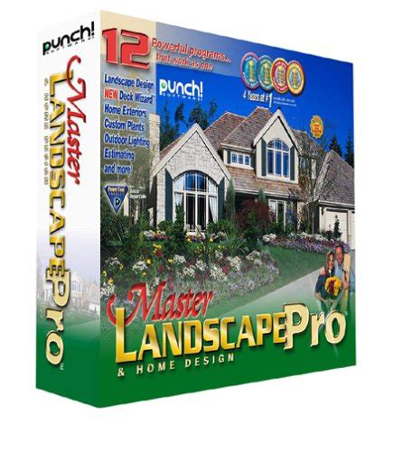 punch master landscape pro and home design dealtrend