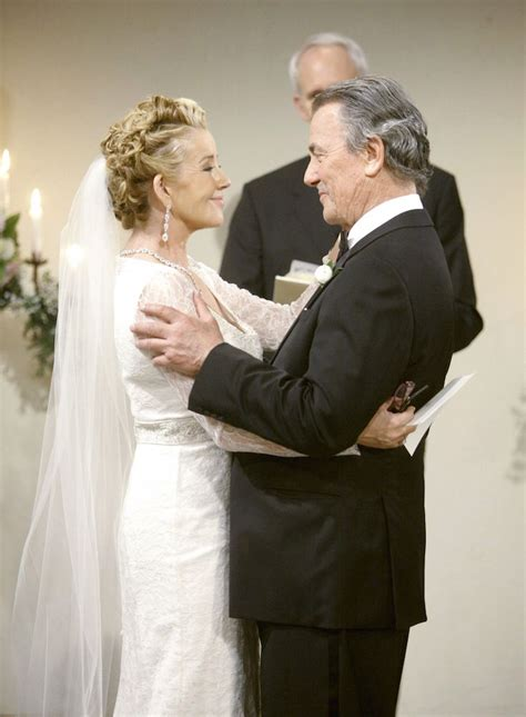 victor nikki newman the young the restless melody thomas scott and eric