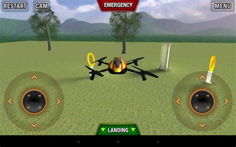 android drone ar drone simulator available for android and ios drone flyers