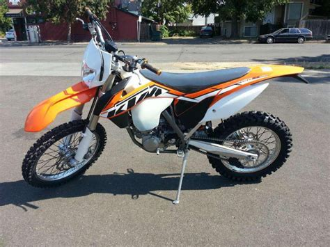 Ktm Bicycle For Sale 2014 Ktm 450 Xc W Dirt Bike For Sale On 2040motos
