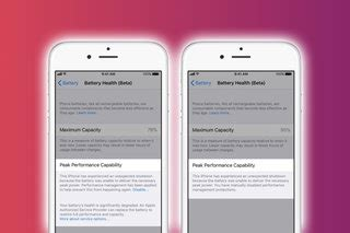iphone battery health explained    control