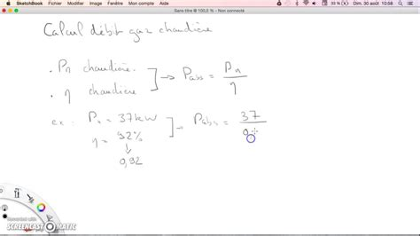 Calcul Consommation Gaz 3592 by Calcul Consommation Gaz Modules De Formation Eesi