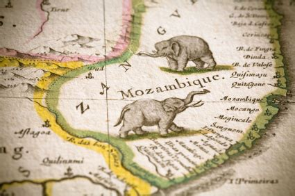 out of the shadows: mozambique's natural gas attracting