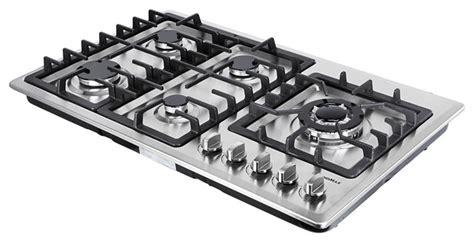 modern gas cooktop windmax 174 34 stainless steel 5 burner stove ng lpg gas