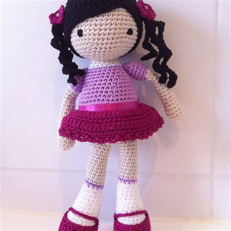 crochet doll the imaginative crochet dolls by ricepuddingbaby