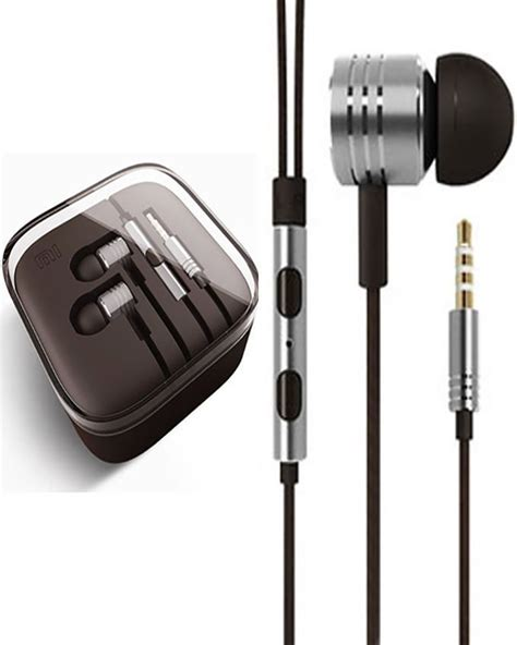 Headset Xiaomi Piston 3 Brown xiaomi piston 2 earphones brown silver buy