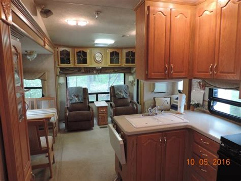 black friday deals on floor ls 2006 hitchhiker ii ls fifth wheel with 3 slides manitoba