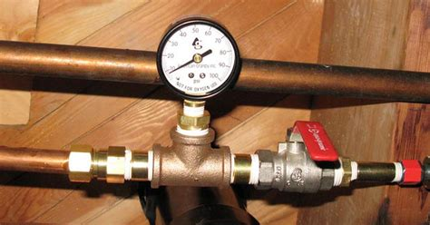 Plumbing Pressure Tester by How To Pressure Test Plumbing Ehow Uk