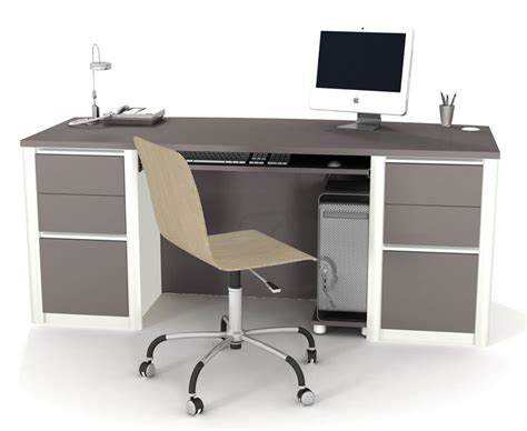 Grey Office Desks 403 Forbidden