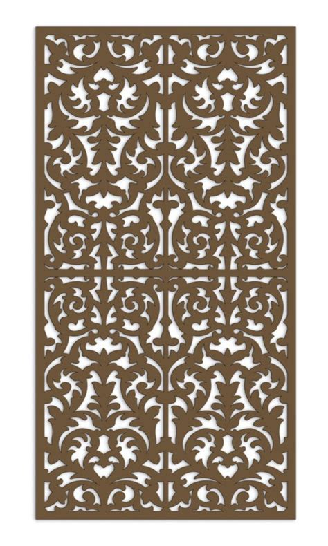 laser cut islamic pattern fretwork panels moroccan fretwork mdf screen select size