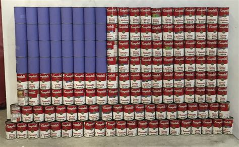 canned food sculpture ideas canned food sculpture ideas