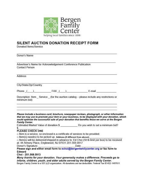 donation receipt letter for tax purposes non profit invoice sample