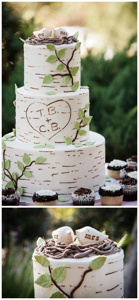 Hochzeitstorte Holz by 25 Best Ideas About Big Wedding Cakes On